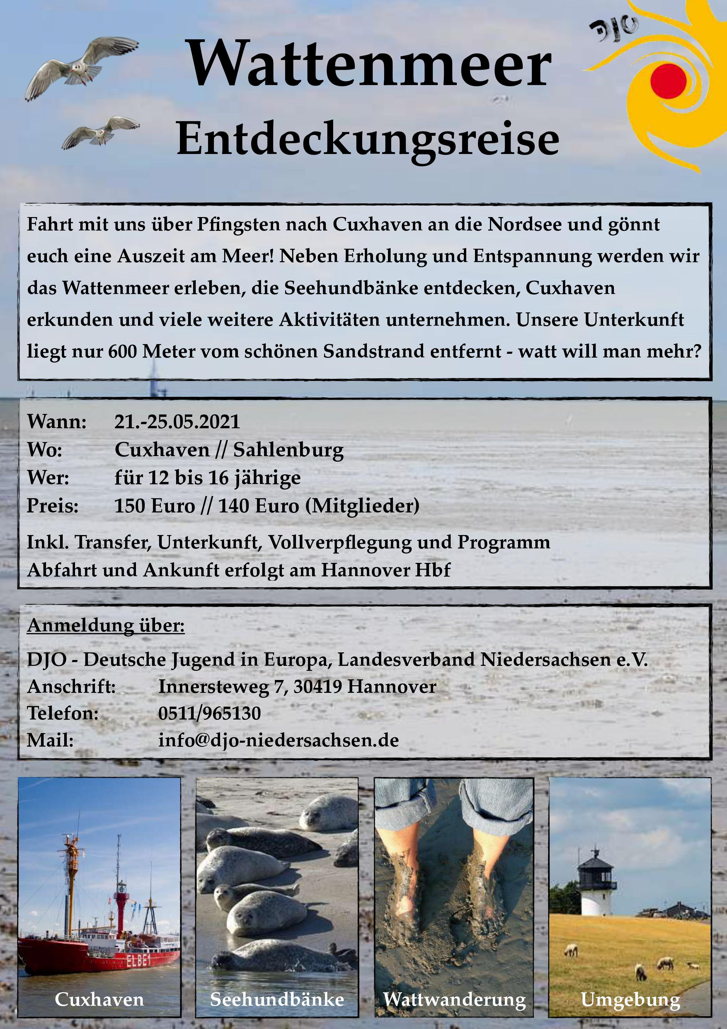 Wattenmeer 2021